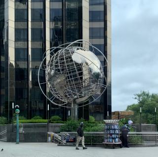 Trump Building Columbus Circle