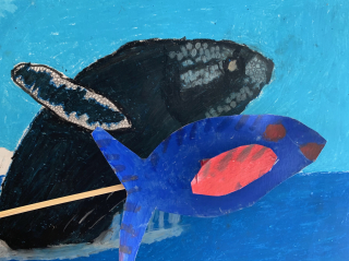 H Whale L Fish